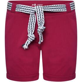 Dare 2b Melodic II Spodnie krótkie Kobiety, różowy
